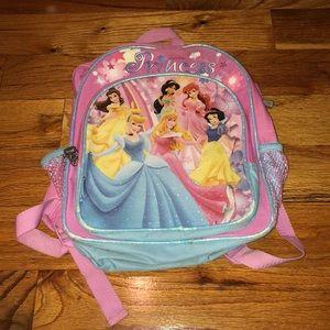 💎CLOSET CLEAROUT💎 Mini Disney Princess Backpack